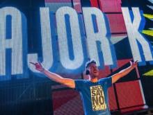 Oostendenaar Kevin Major zal de zaterdag afsluiten met een spetterende DJ-set……